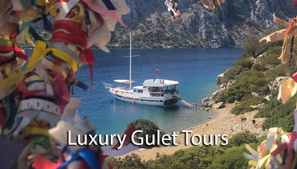 Luxury Gulet Tours